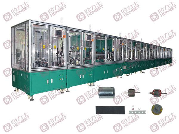 370电机装配线