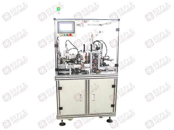 转子铜环介子组装机
