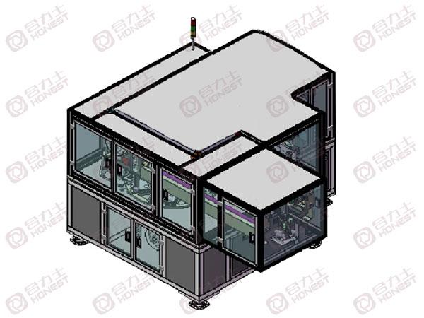 新能源电池组装设备