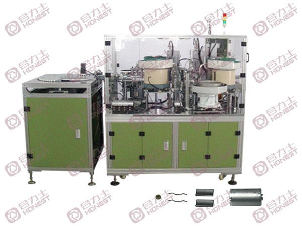 微型电机磁石组装设备