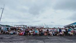合力士机电设备阳江海陵岛之旅